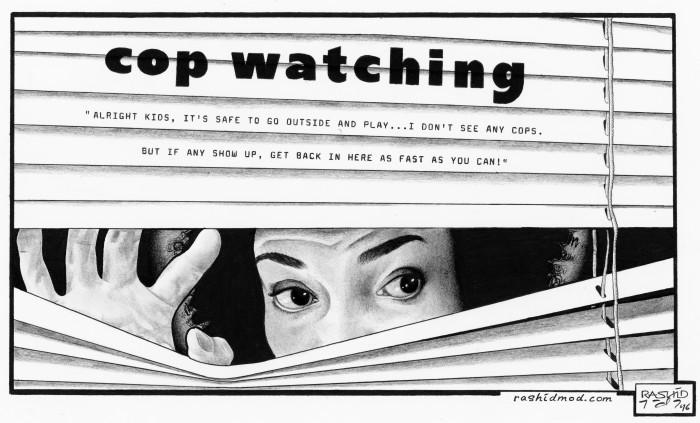 copwatching