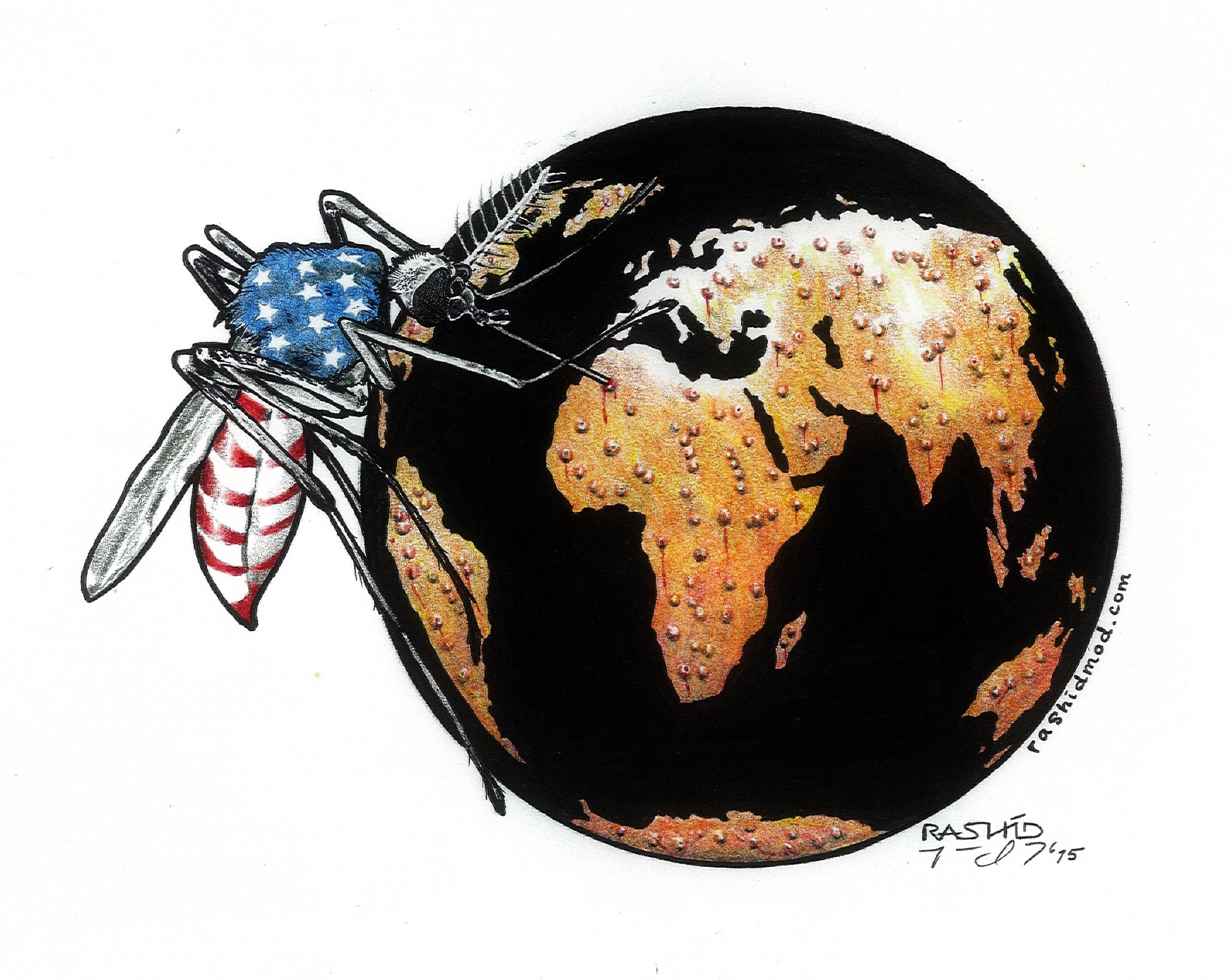 Bloodsucking-Amerika
