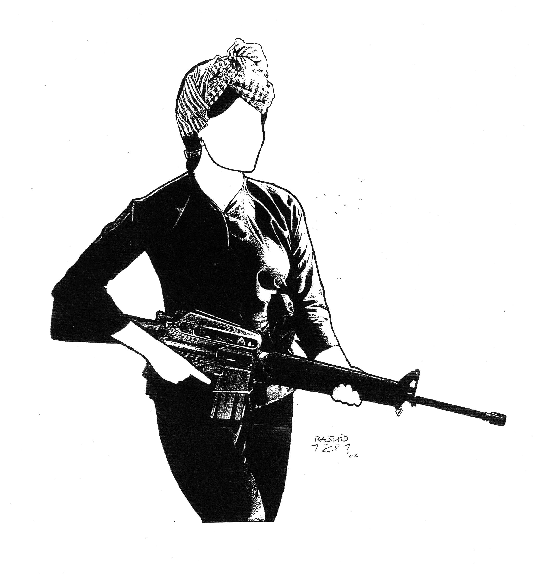 Armed Womyn