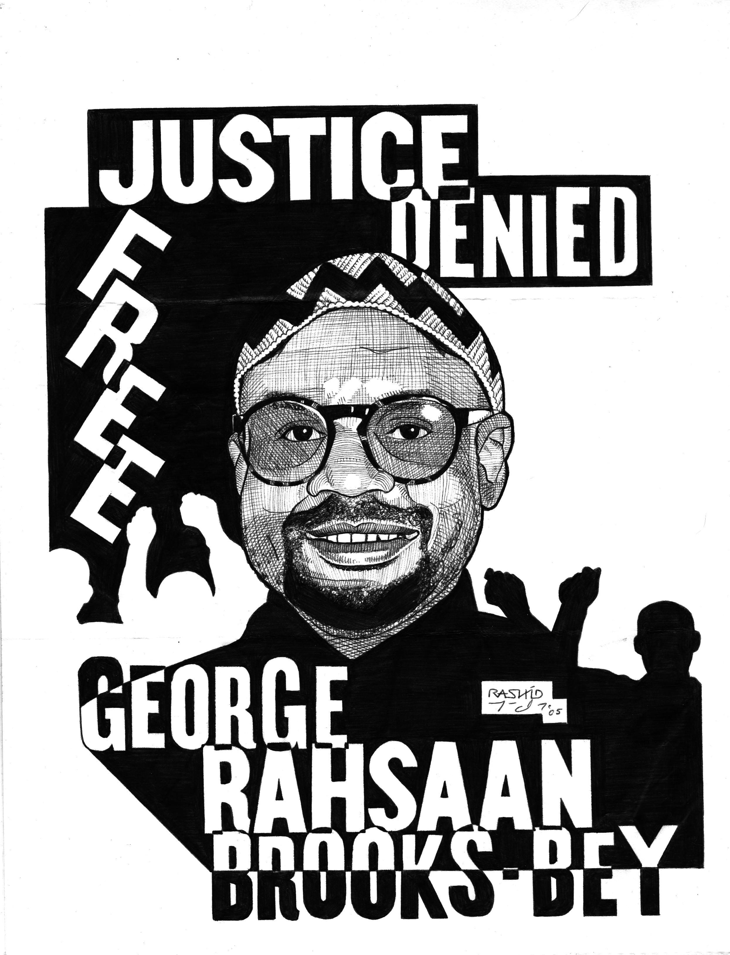George Rahsaan Brooks-Bey
