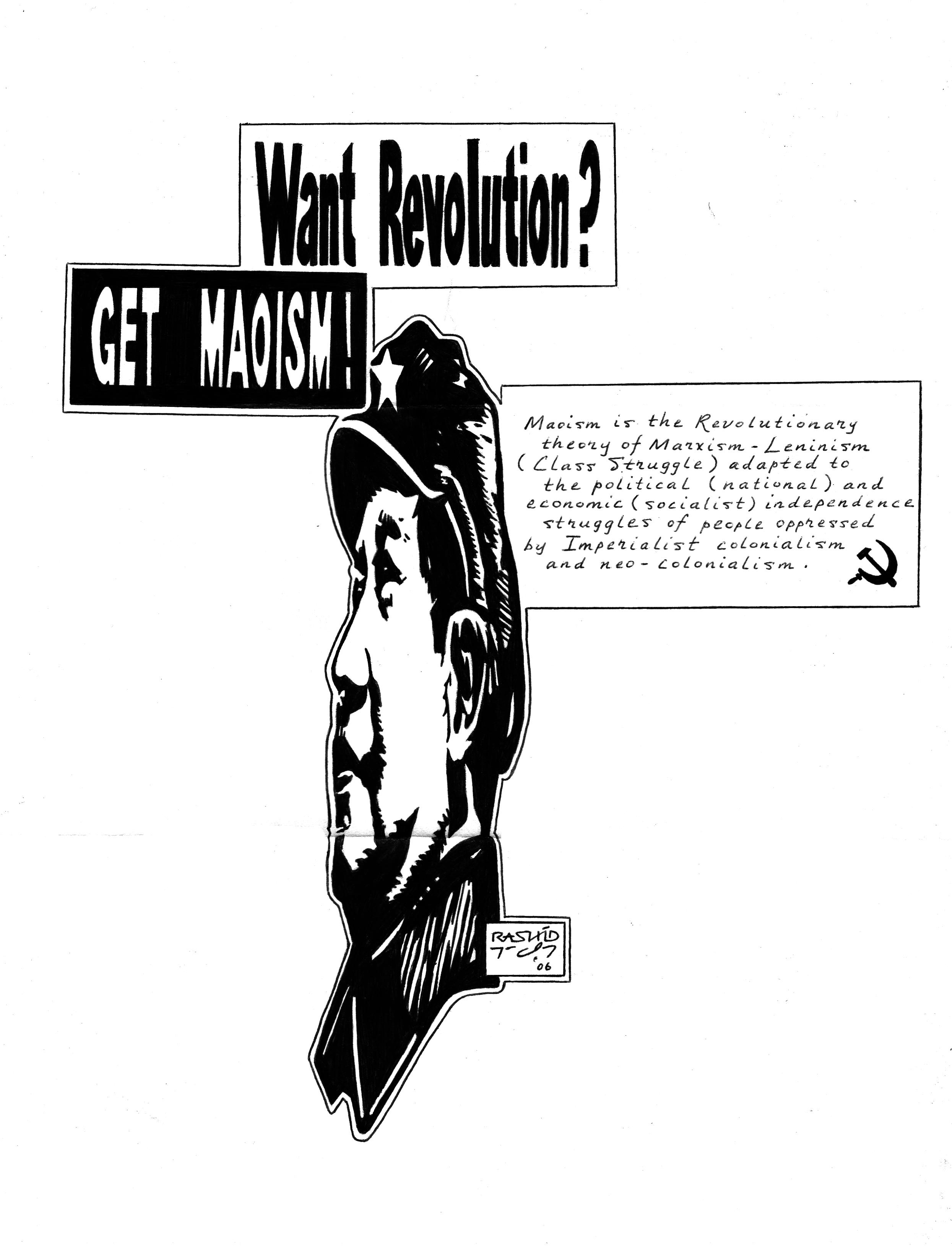 Get Maoism!