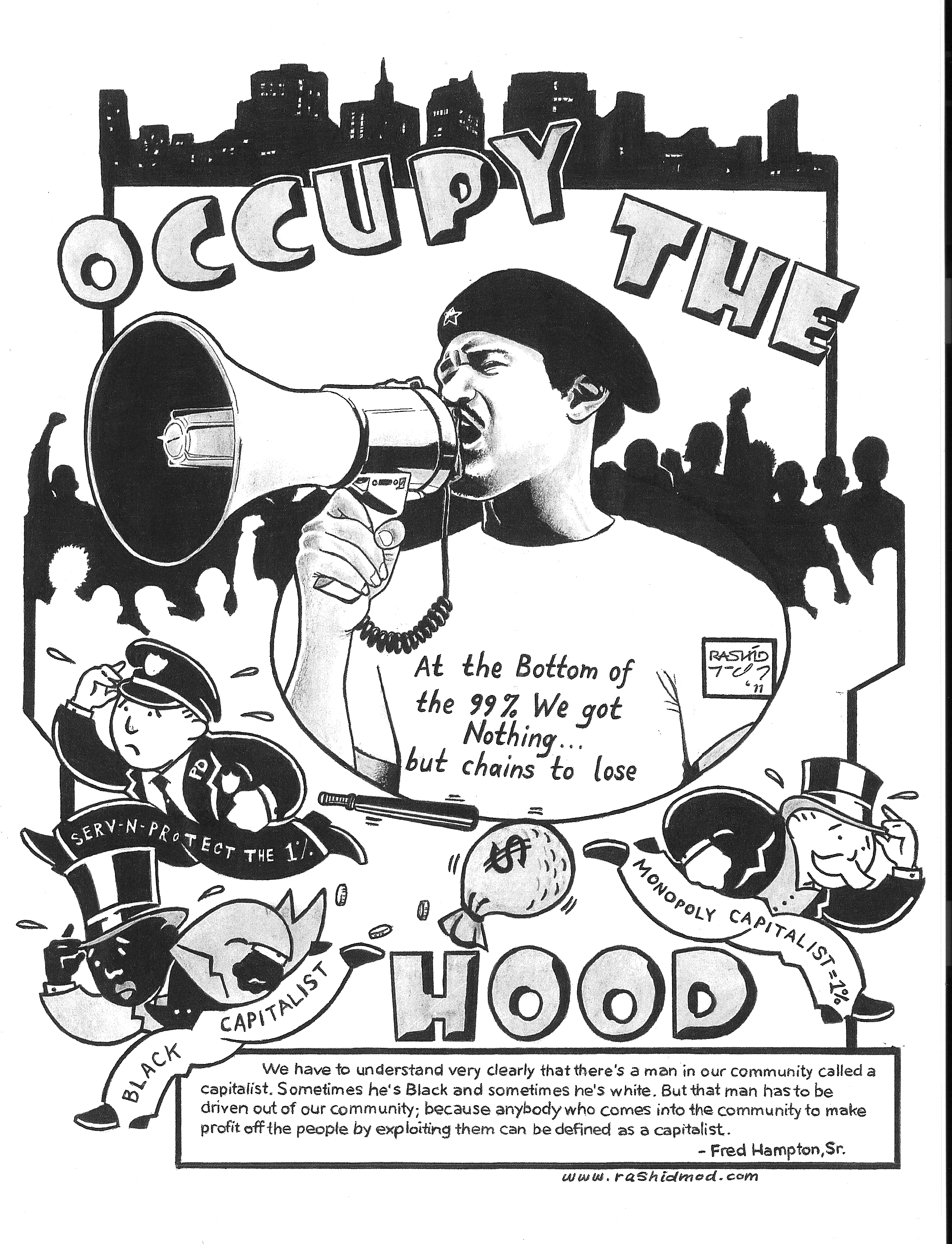 Occupy the Hood