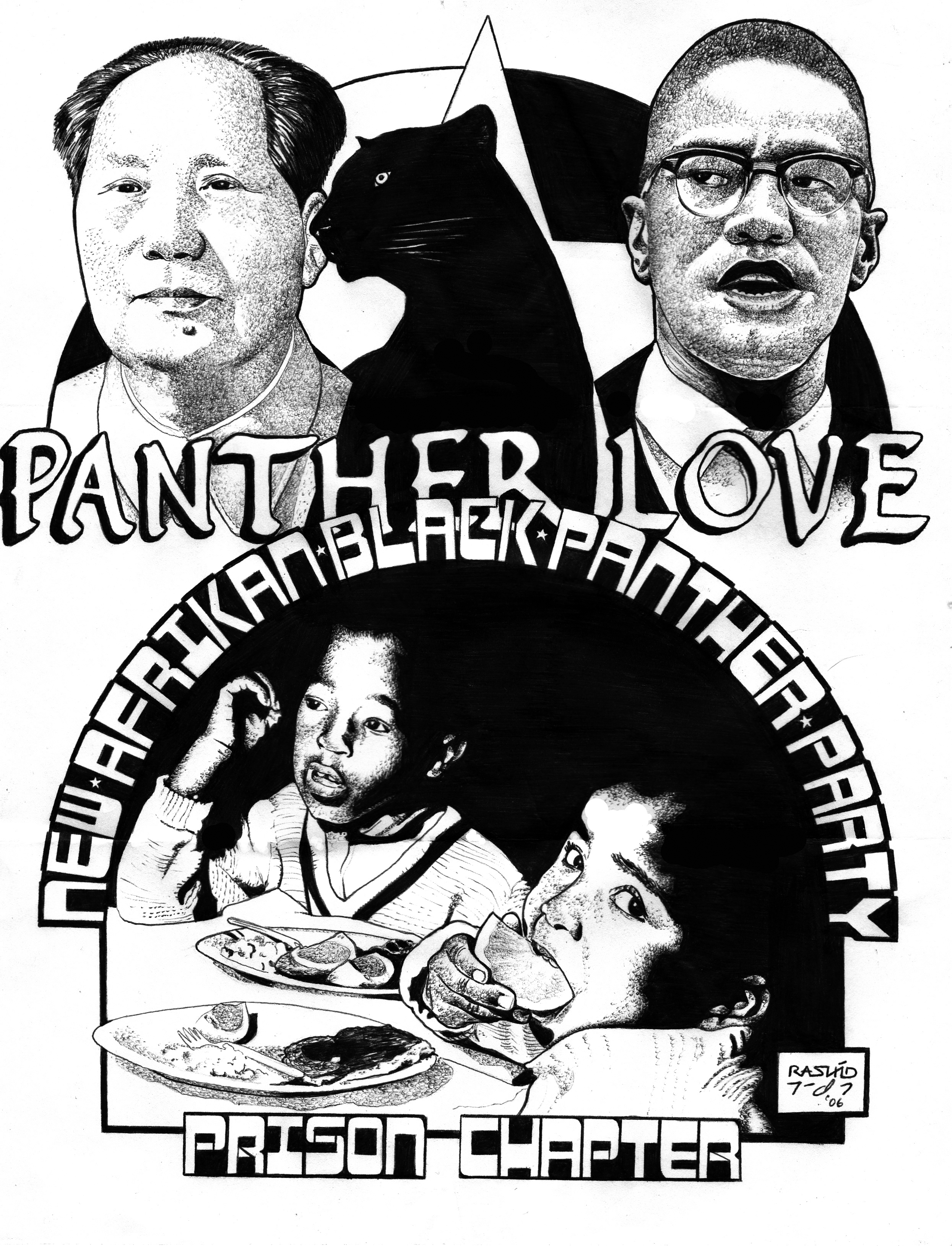 Panther Love
