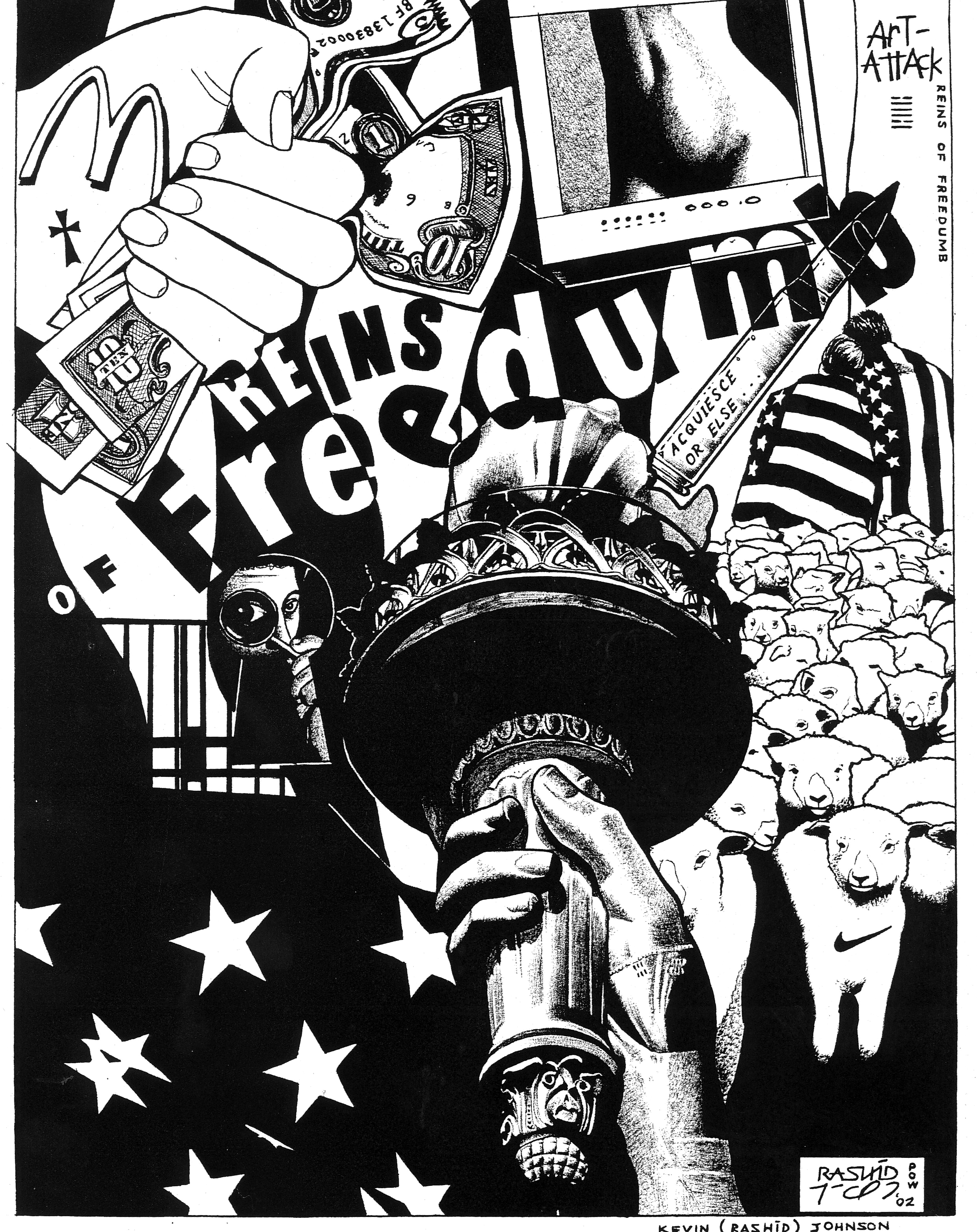 Reins of Freedumb