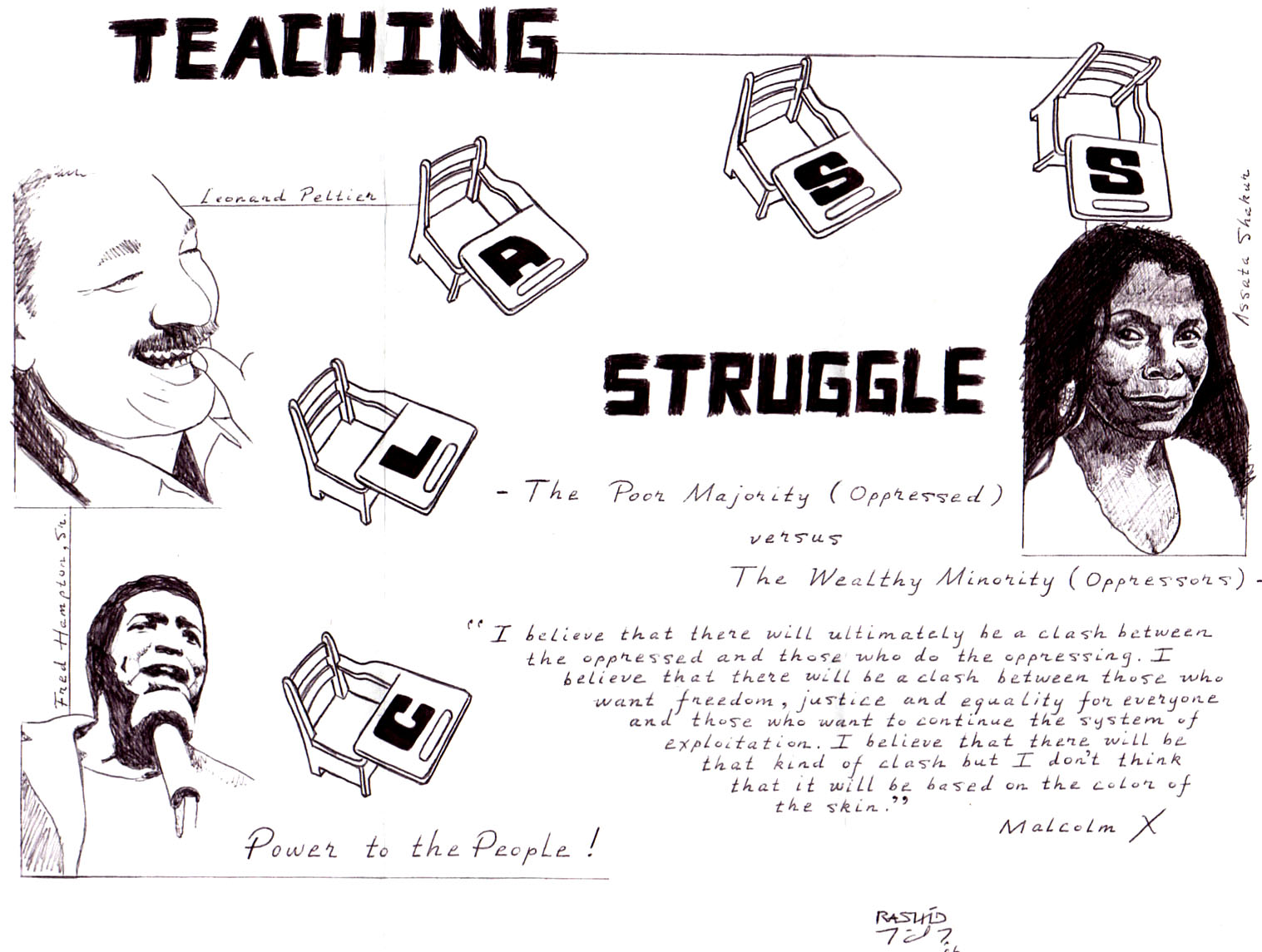 Teaching Class Struggle