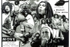 Remember MOVE: Bombed from Above, Persecuted, Mass Murdered, Politically Imprisoned