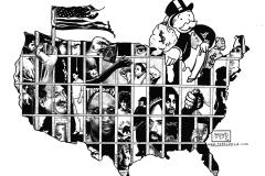 Political Prisoners U$A