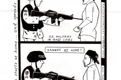 Yankee Cartoon