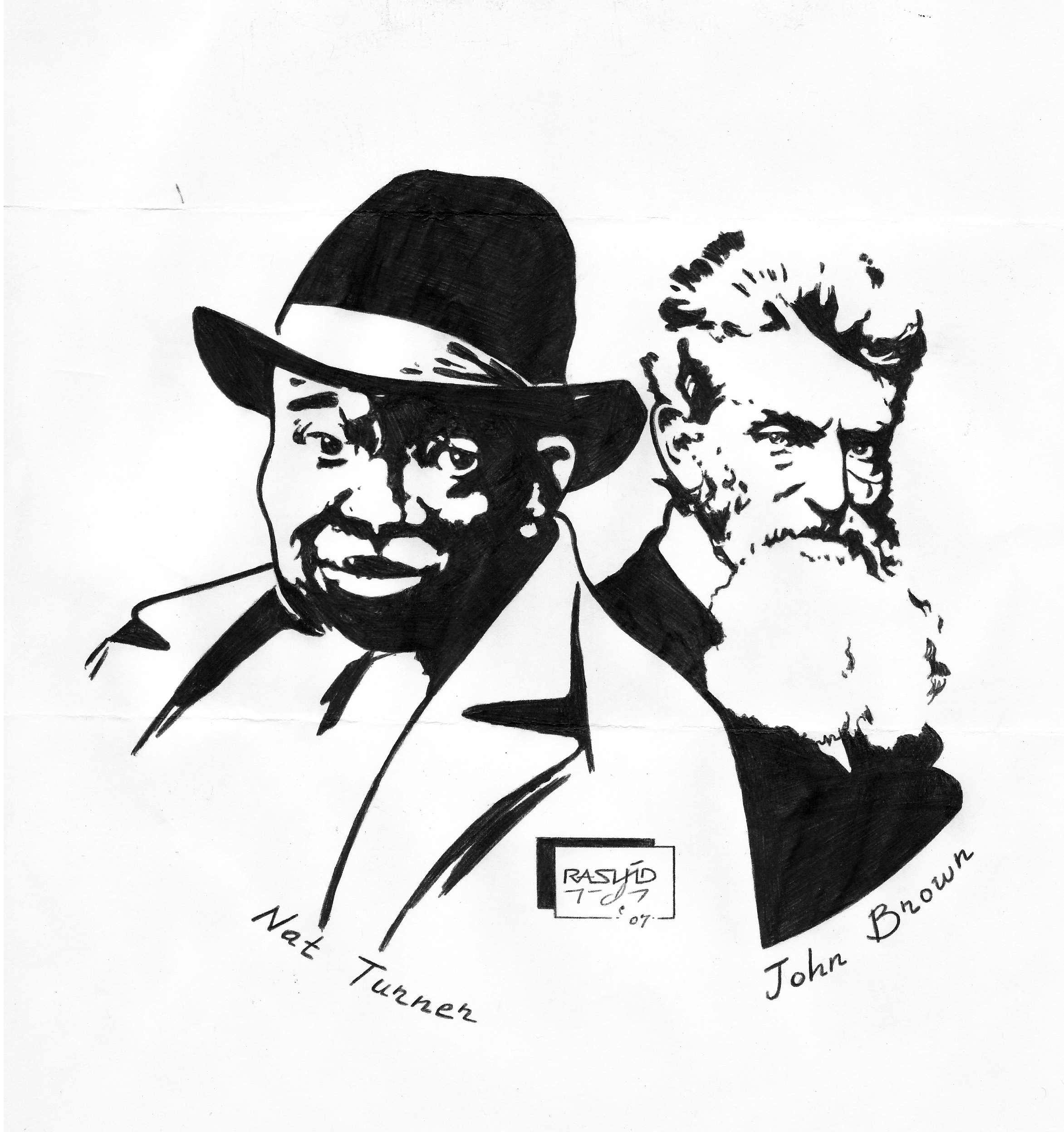 Turner and Brown